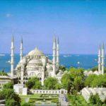 السلطان احمد او ما يسمى بالجامع الازرق ومتحف اية صوفيا