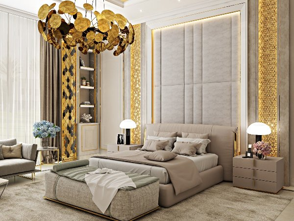 الغرفة الذهبية