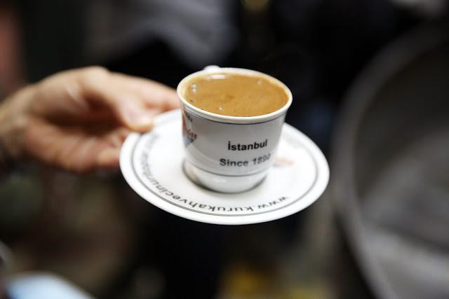 قهوة نوري توبلار التركيةNuri Toplar